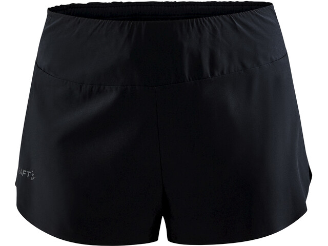 Craft Pro Hypervent Split Shorts Women, black